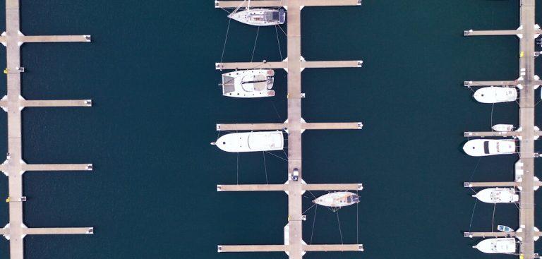 Prieplauka valtims, kateriams ir jachtoms