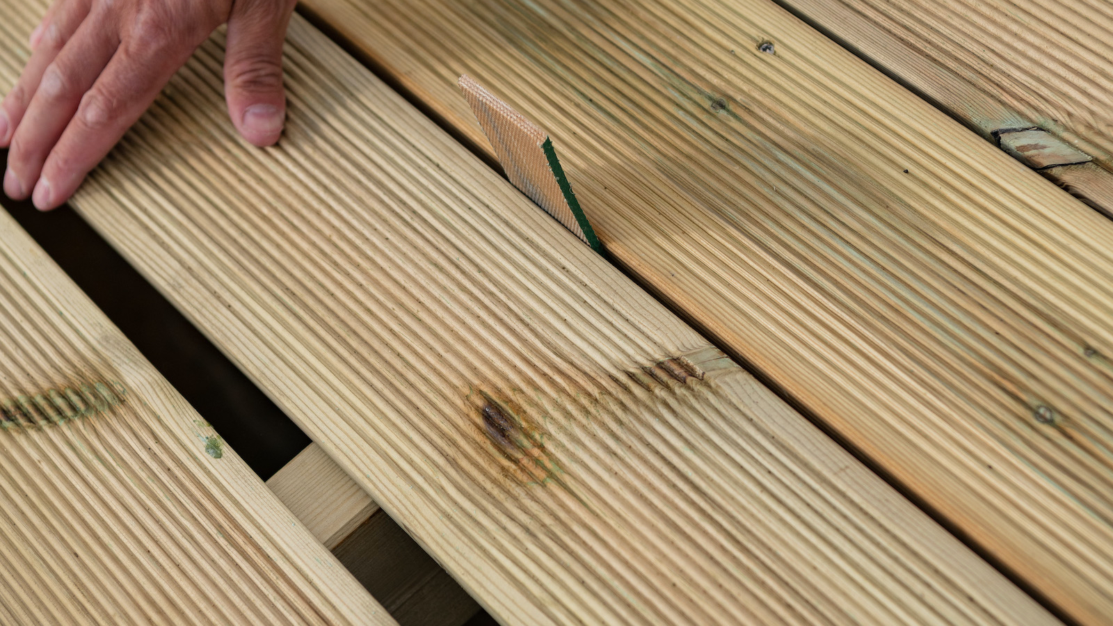 impregnuota mediena plaustams ir lieptams