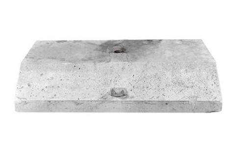betoniniai liepto inkarai 1-2t